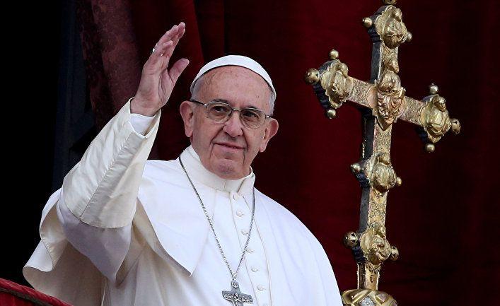 Папа призвал участников форума к содействию социальной справедливости / 112.ua