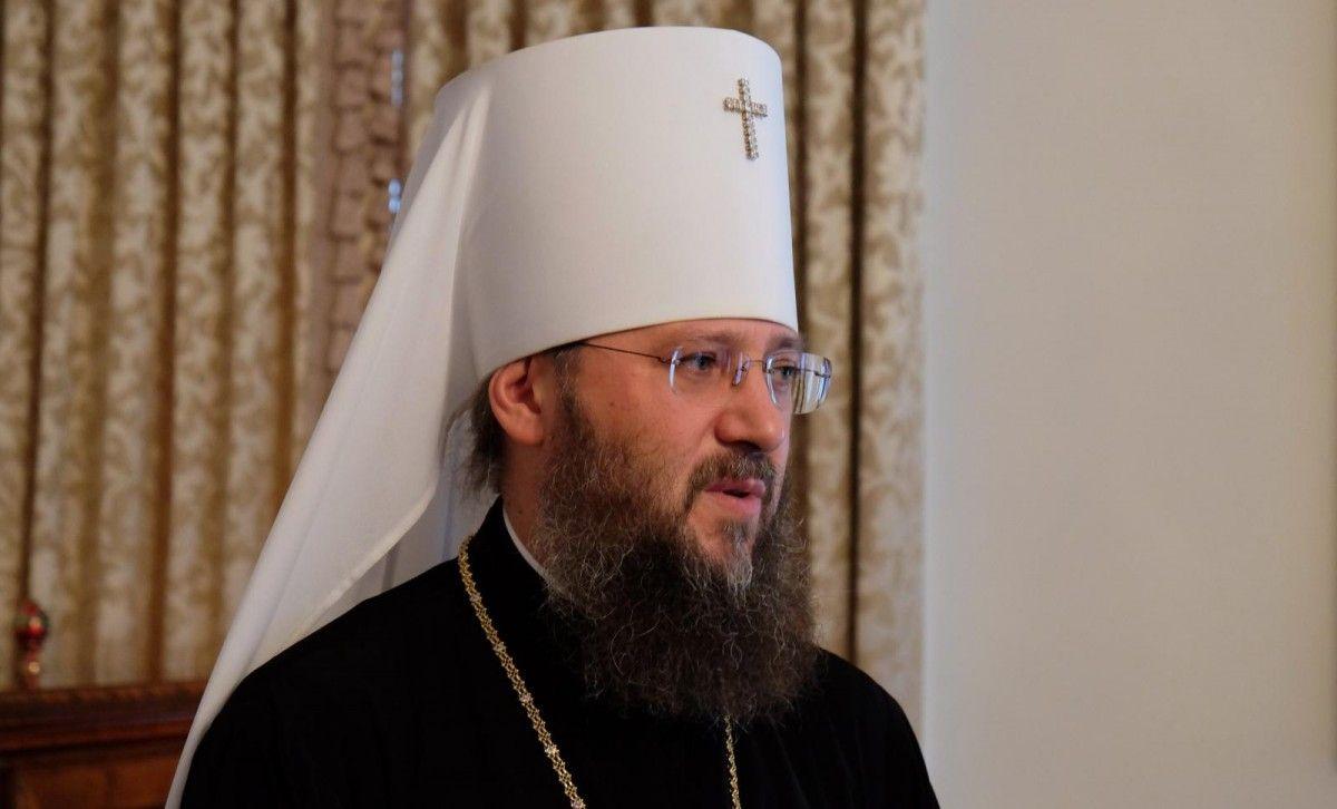 На канале митрополита размещаются видеорепортажи, богослужения и официальные встречи / boryspil-eparchy.org