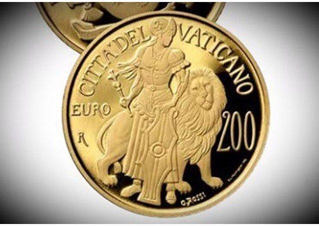 Запланирован выпуск монет от 2 до 200 евро / radiovaticana.va