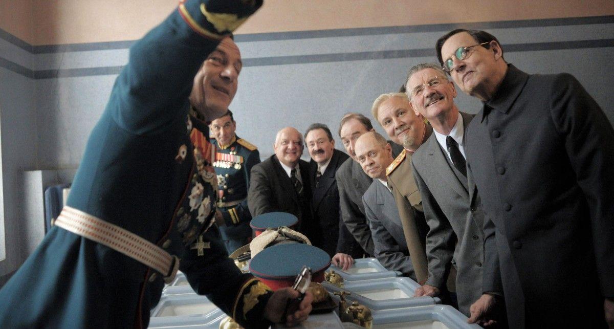 """Реальні події в Кремлі починають нагадувати фільм """"Смерть Сталіна"""" / фото film.ru"""