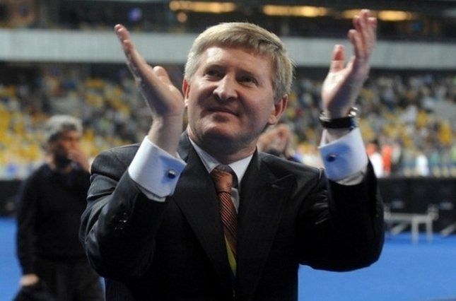 Akhmetov is the wealthiest Ukrainian / Photo from shakhtar.com