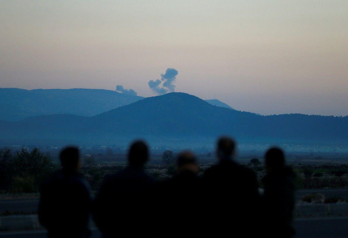 Сили Асада увійшли в Афрін, щоб захистити курдів від Ердогана