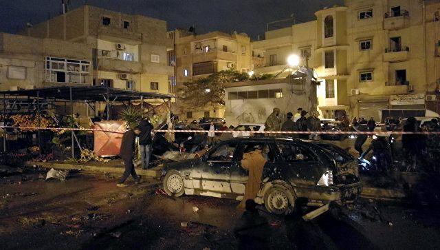 Теракт устроили в тот момент, когда верующие выходили из мечети после молитвы / reuters.com