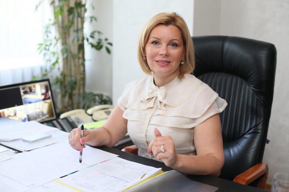 Демченко рассказала о первых результатах кампании декларирования – 2018 в Киеве / фото УНИАН