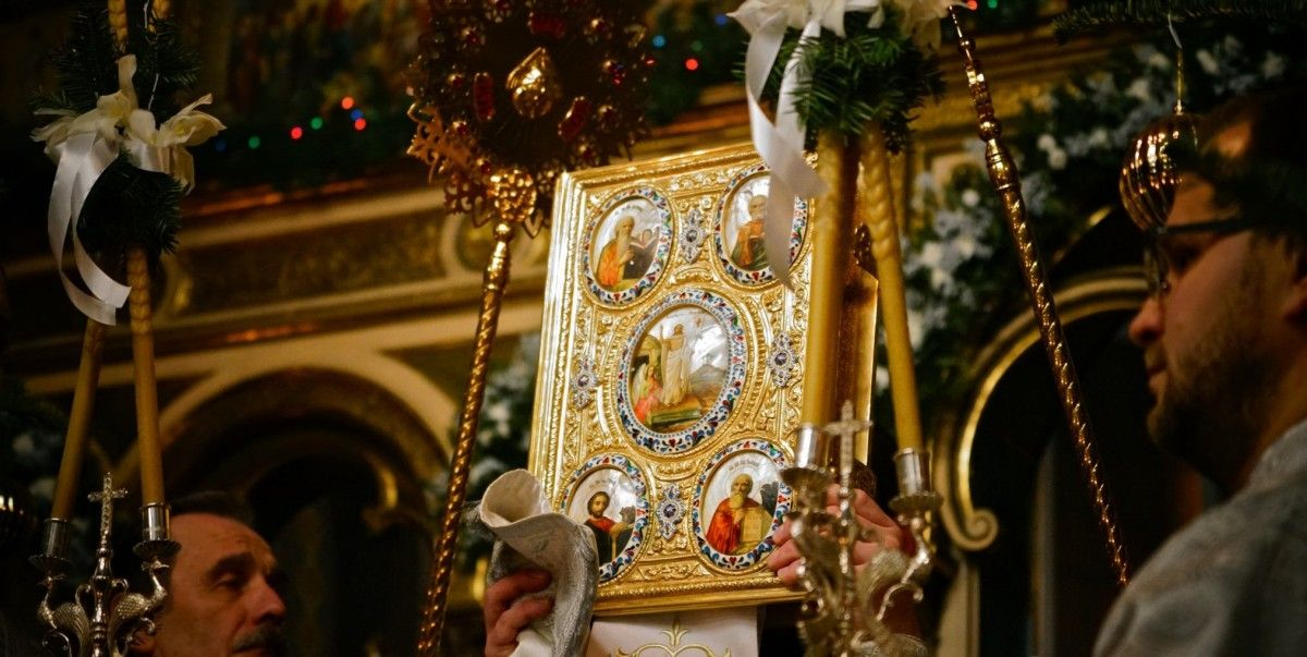 ВКремле прокомментировали создание независимой церкви вУкраинском государстве