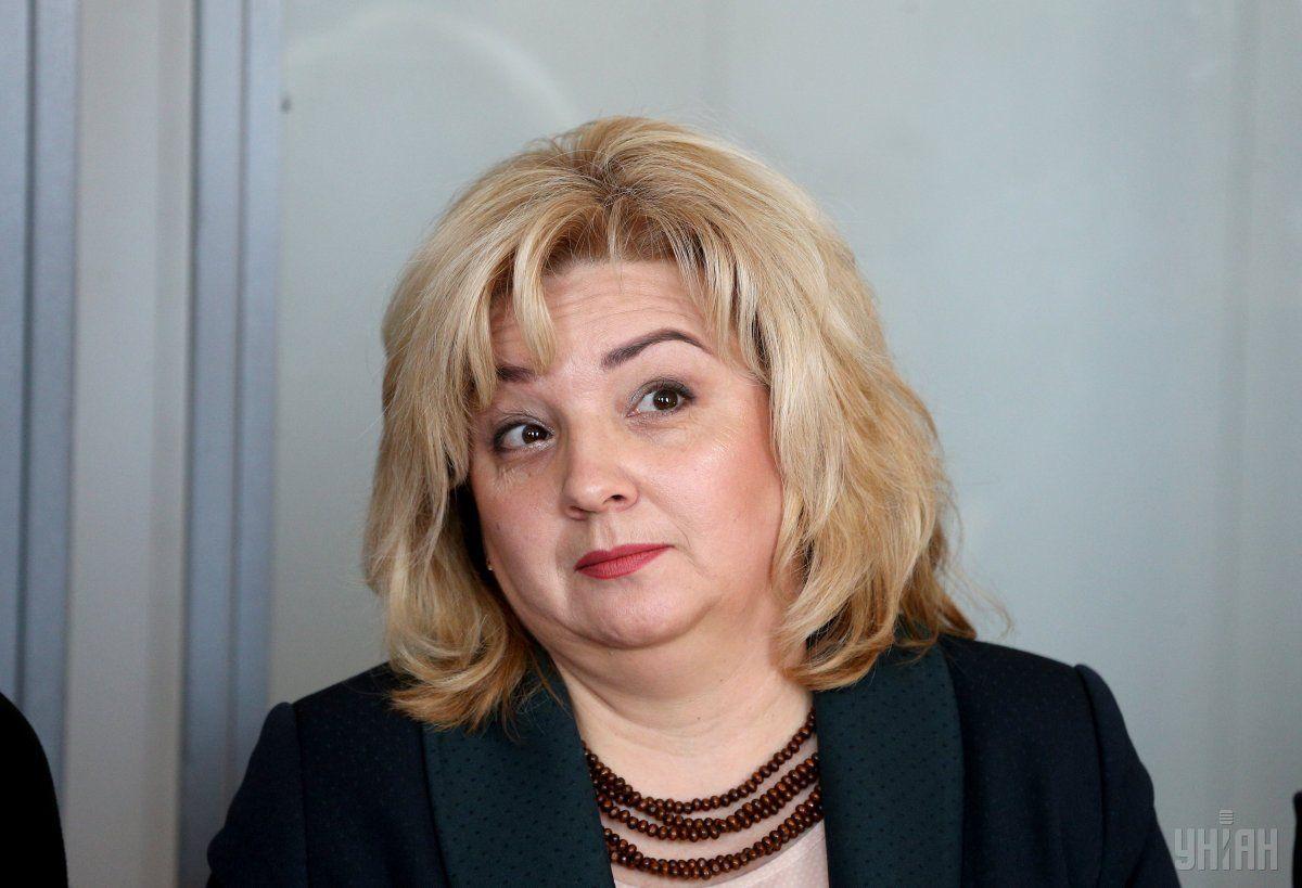Апелляционный суд Киева оставил Гаврилову на должности / фото УНИАН