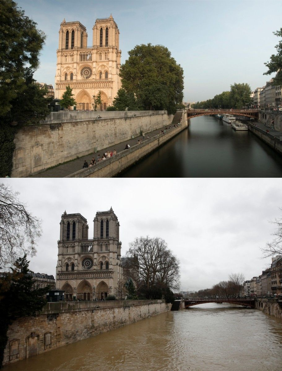 Собор Нотр-Дам у Парижі / REUTERS