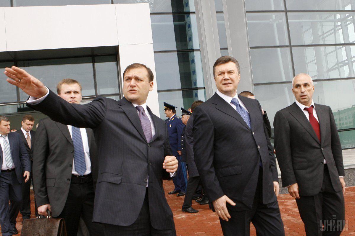 Перед втечею з країни Янукович відвідав Харків, Донецьк і Крим / фото УНІАН