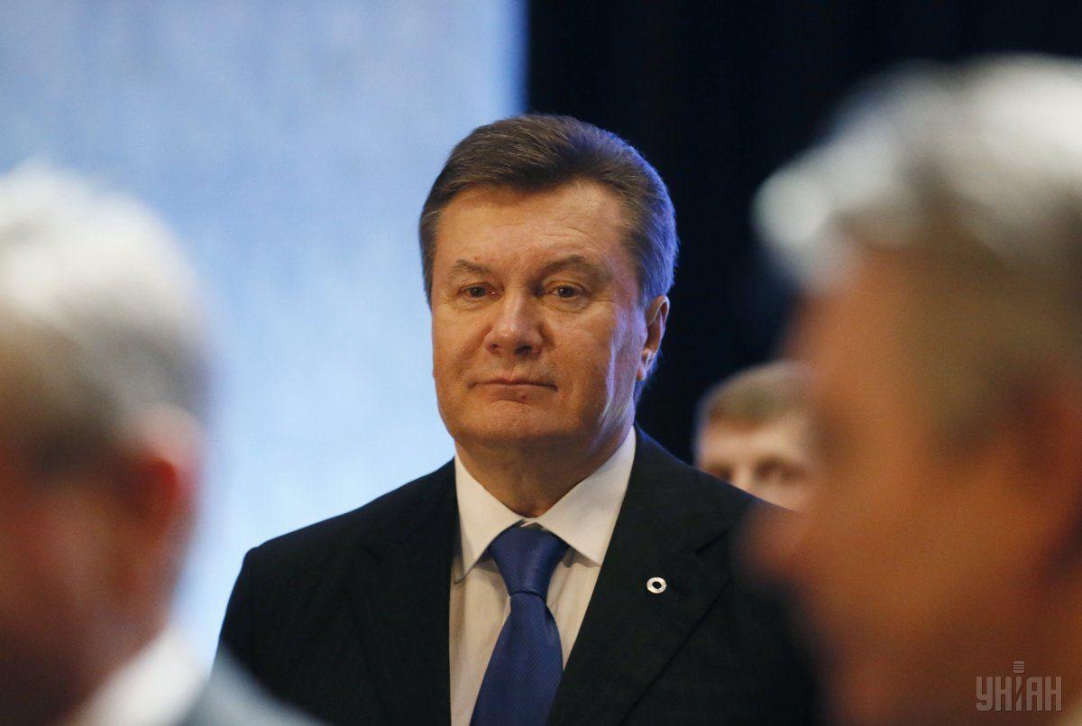 Янукович получил серьезные травмы во время игры в теннис, сообщают российские СМИ / фото УНИАН