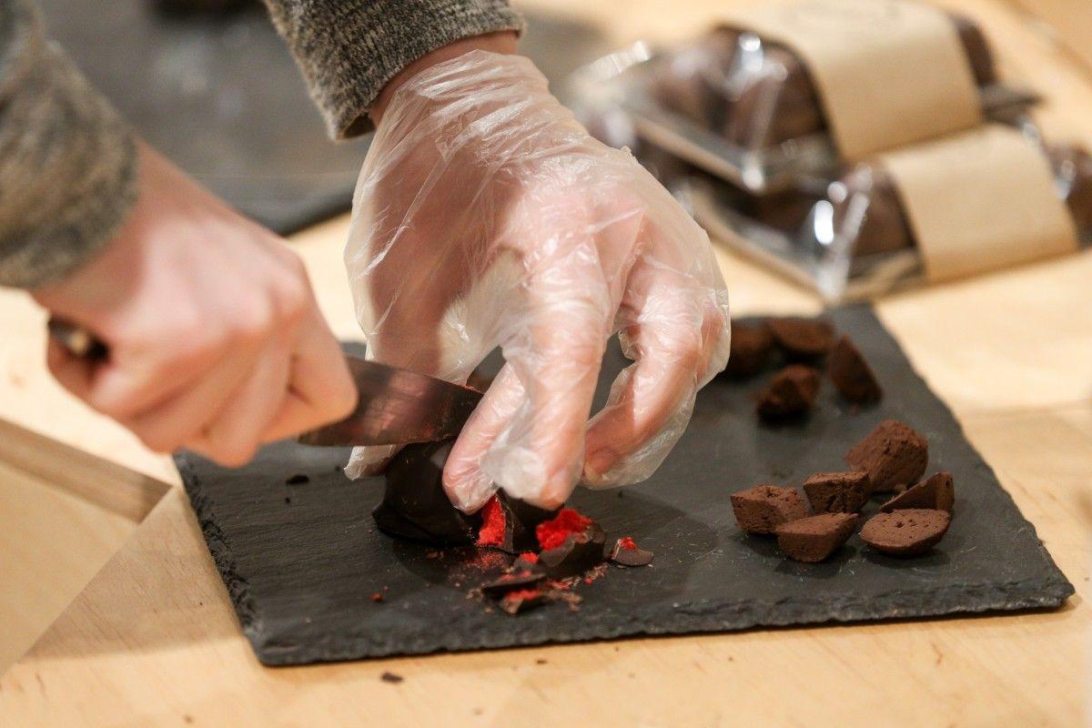 На украинском рынке продукт 13beans Chocolate – уникальный / Фото УНИАН