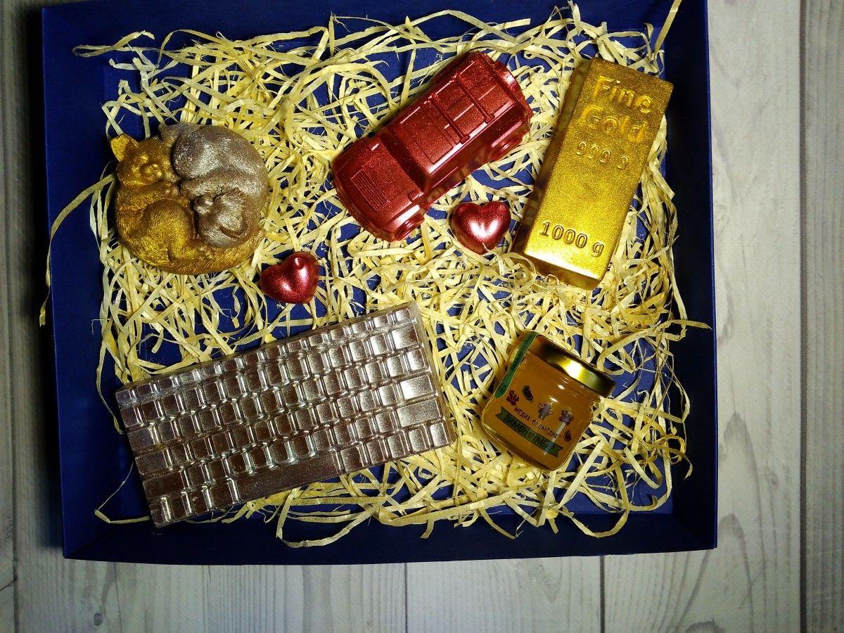 Весь шоколад Наталья готовит только под заказ, распространяя продукцию через интернет-магазин и соцсети / Фото из личного архива Натальи Мурги