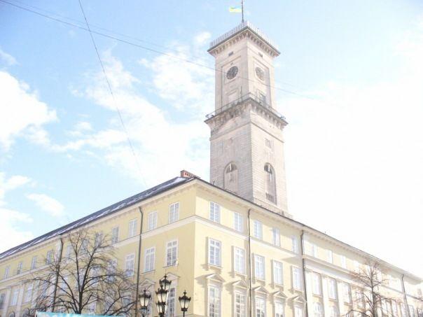 Львовский городской совет / UkrFoto.net