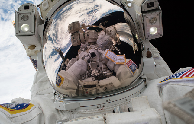 Астронавт випадково набрав на орбіті не той номер/ nasa.gov