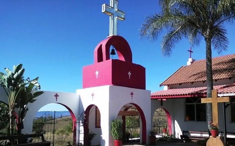 Монастырь находится в часе езды от города Йоханнесбург / romfea.gr