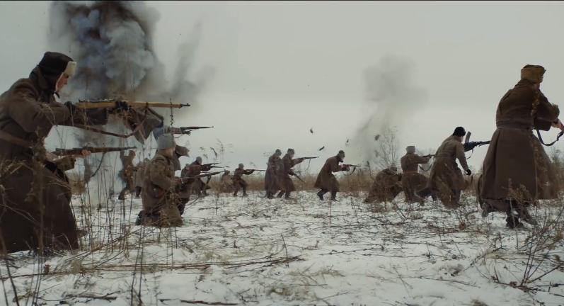 У Києві презентували фільм про битву під Крутами / скріншот
