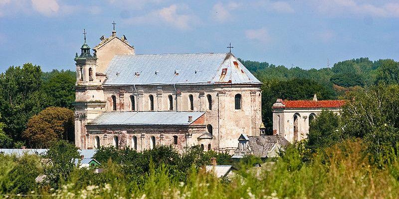 Костел визнано найкрасивішим польським костелом на Волині / we.org.ua