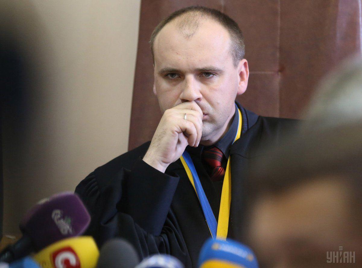 Судья Бобровник умер / фото УНИАН