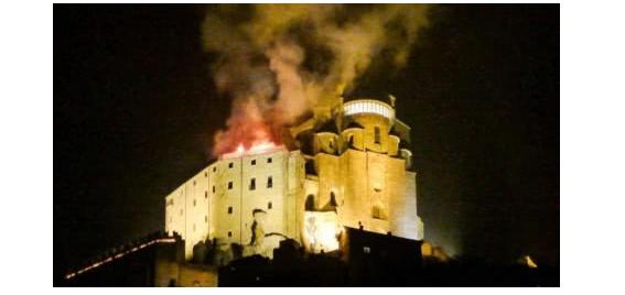 Причиною пожежі могло стати коротке замикання / italia-ru.com
