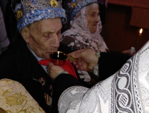 Свадьба супругов состоялась еще в 1944 году / rovenky-ep.org.ua