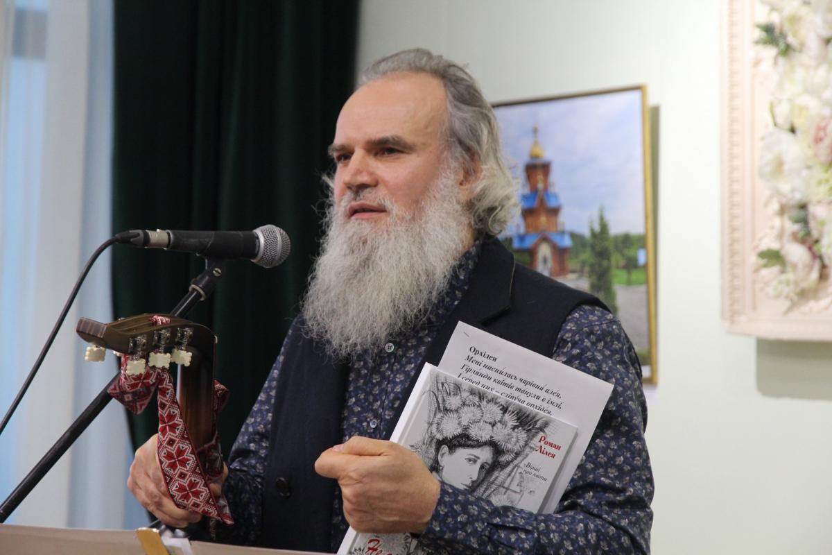 Отец Роман Барановский — основатель нескольких монастырей в разных областях Украины, известный автор-исполнитель / zhytomyr-eparchy.org