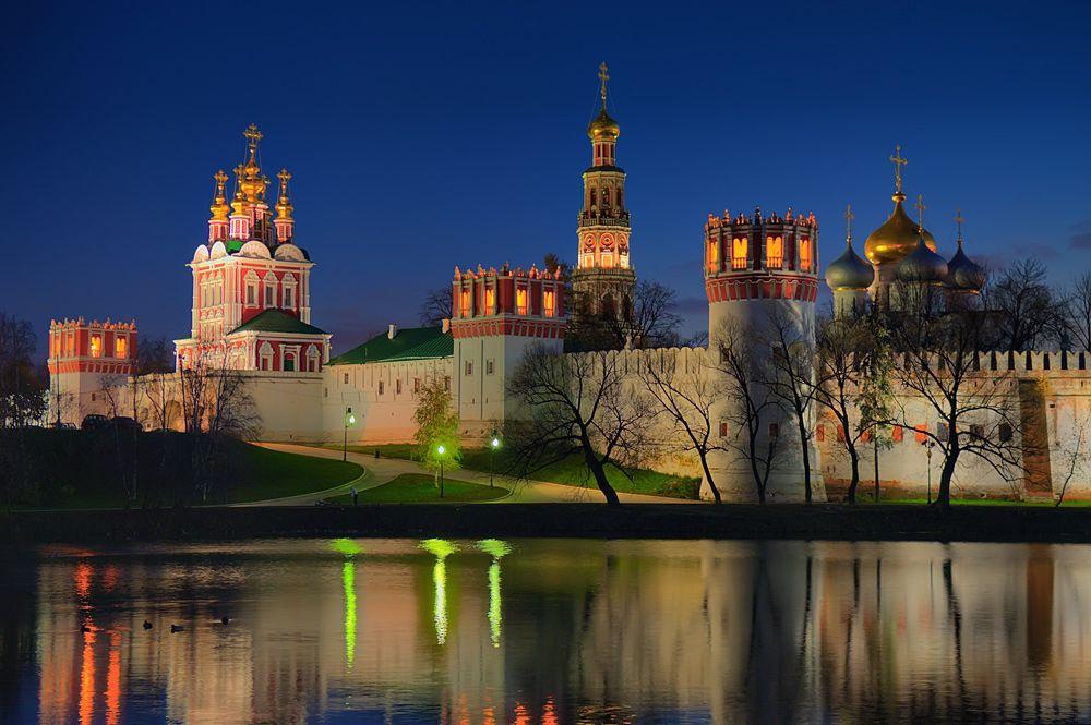 Новодевичий монастырь в Москве / KudaGo.com