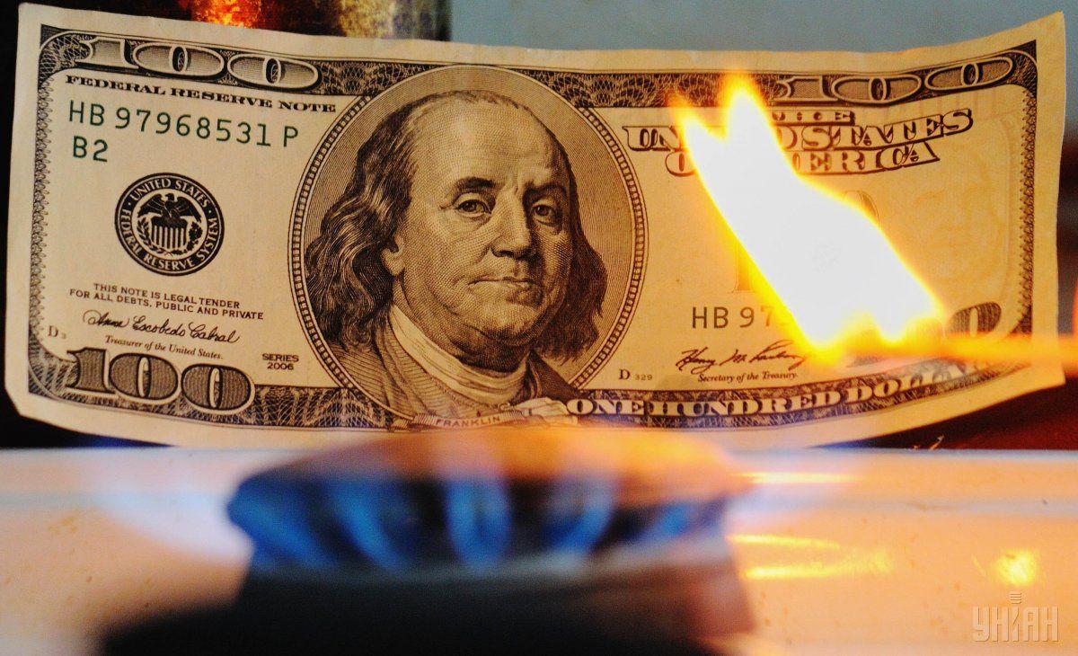 Импортный газ в ноябре подешевел до 177 долларов за тысячу кубов / фото УНИАН