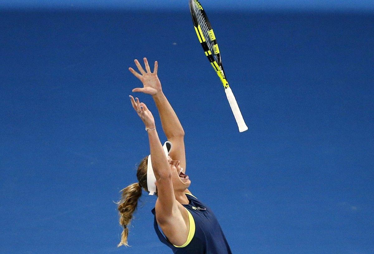 Возняцкі виграла Відкритий чемпіонат Австралії / Reuters
