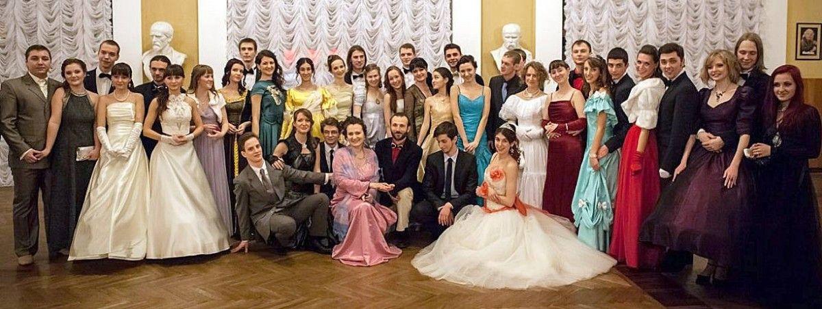 Бал посвящен Дню православной молодежи / hram.zp.ua