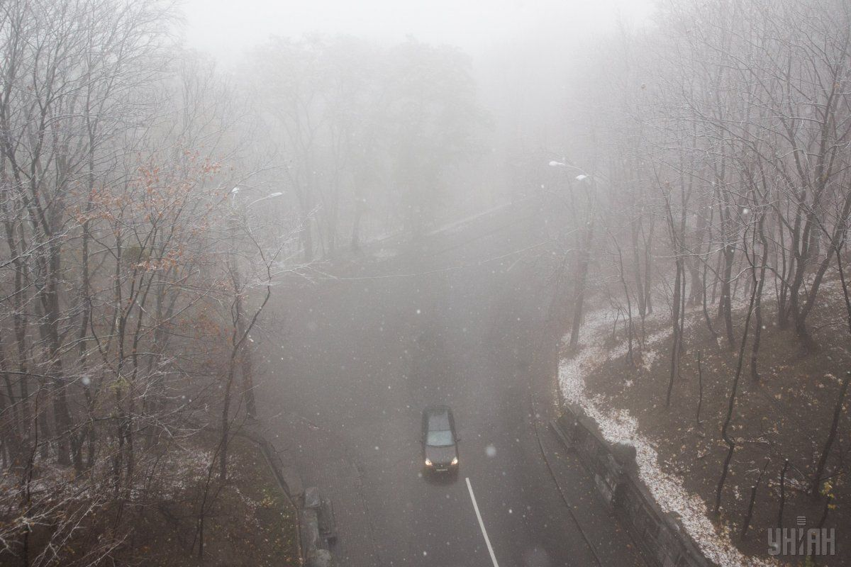 Сьогодні в Україні місцями очікуються опади / фото УНІАН