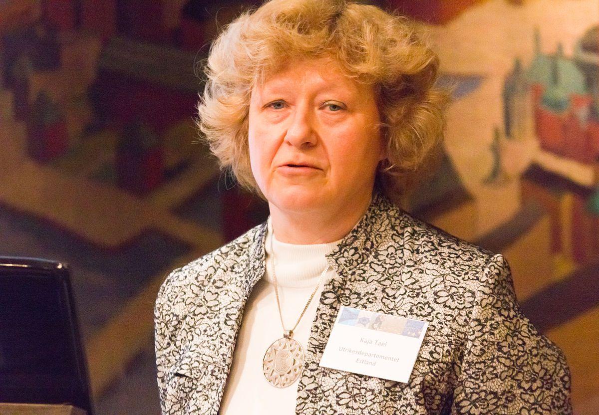 Постійний представник Естонії в ЄС, посол Кайя Таел впевнена, що Україна має майбутнє як нормальна європейська країна / фото wikipedia.org