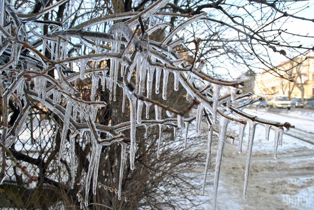 В Україні починається потепління / УНІАН