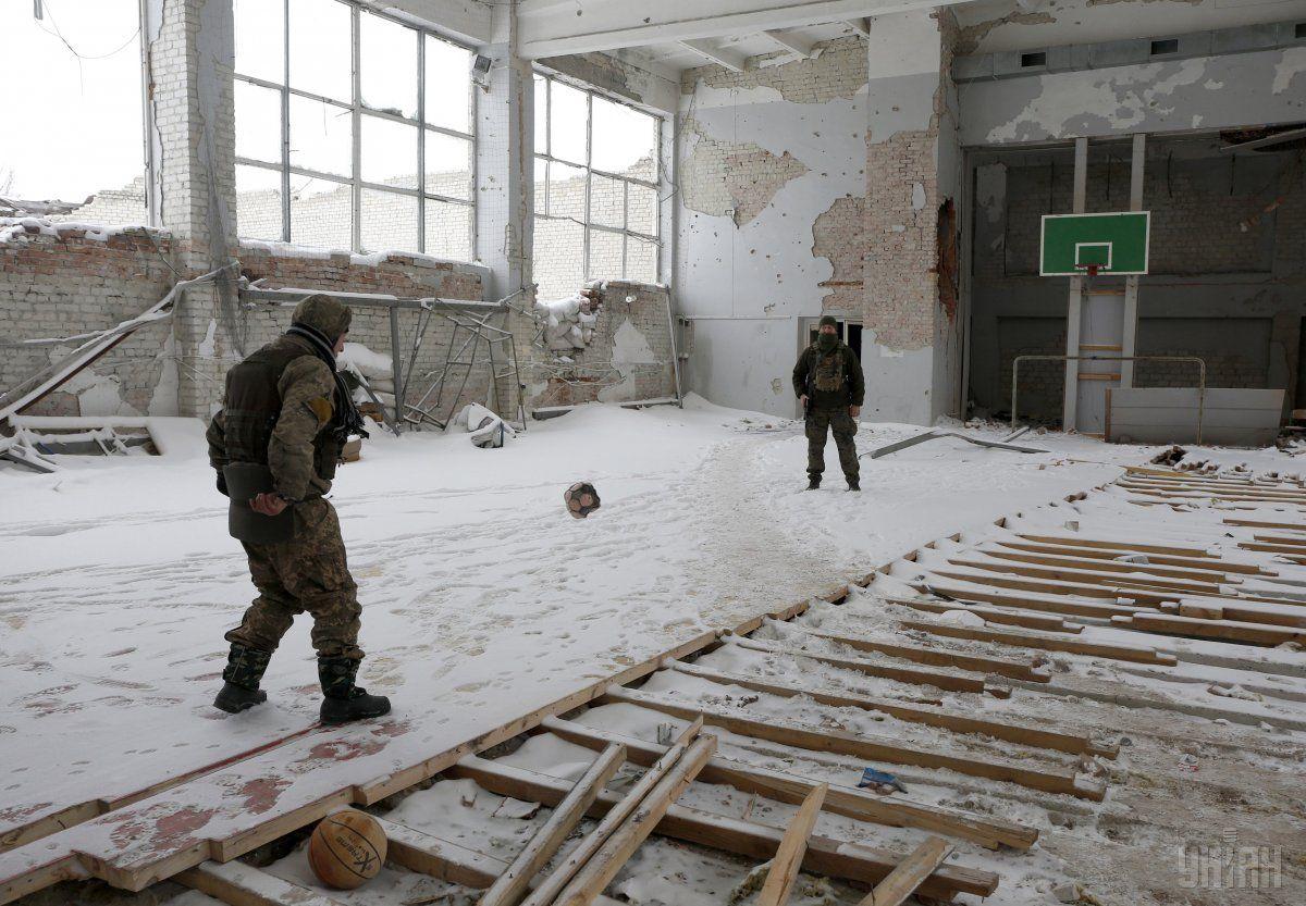 """Бойовики застосовують проти ЗСУ заборонену """"Мінськом"""" зброю / УНІАН"""