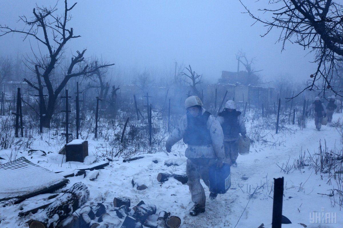 The Ukrainian army continues adhering to the ceasefire / Photo from UNIAN