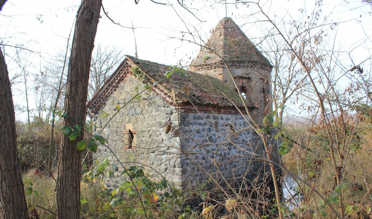 Храм Караджаант / heritagesites.ge