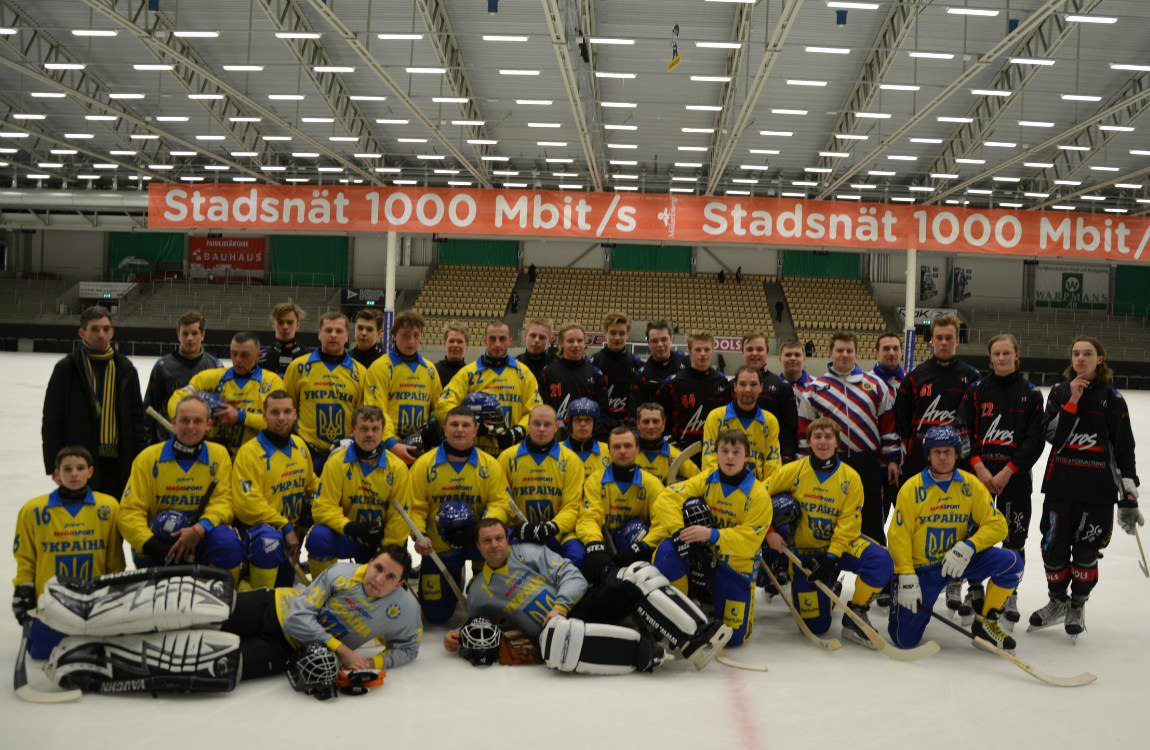 Украинская сборная выиграла матч ЧМ у Монголии / Misanec.ru