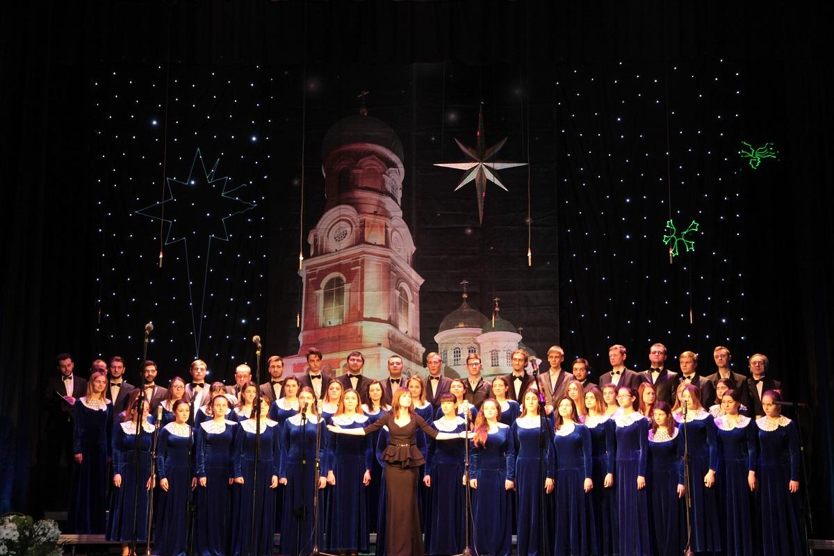 В фестивале приняли участие участники из 11 областей Украины / dnipropetrovsk.church.ua