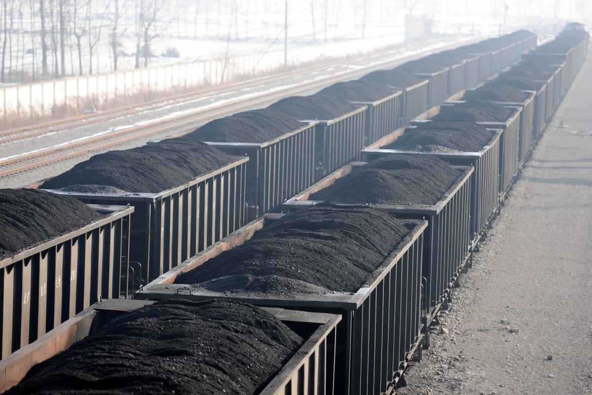 Увеличены валютные расходы на импорт угля/ Иллюстрация REUTERS