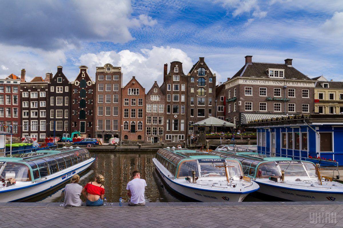 В Амстердаме решили бороться с массовым туризмом / Фото УНИАН