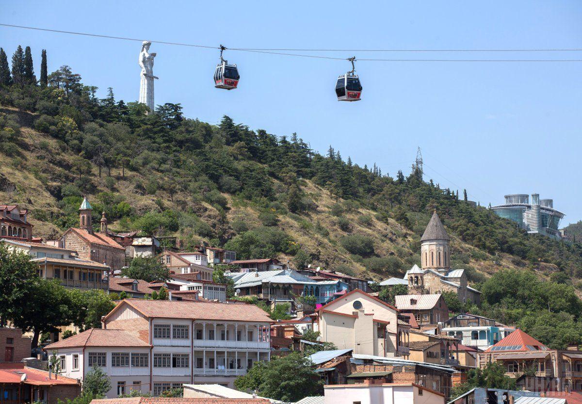 З 1 березня Грузія знову відкривається для туристів / УНІАН
