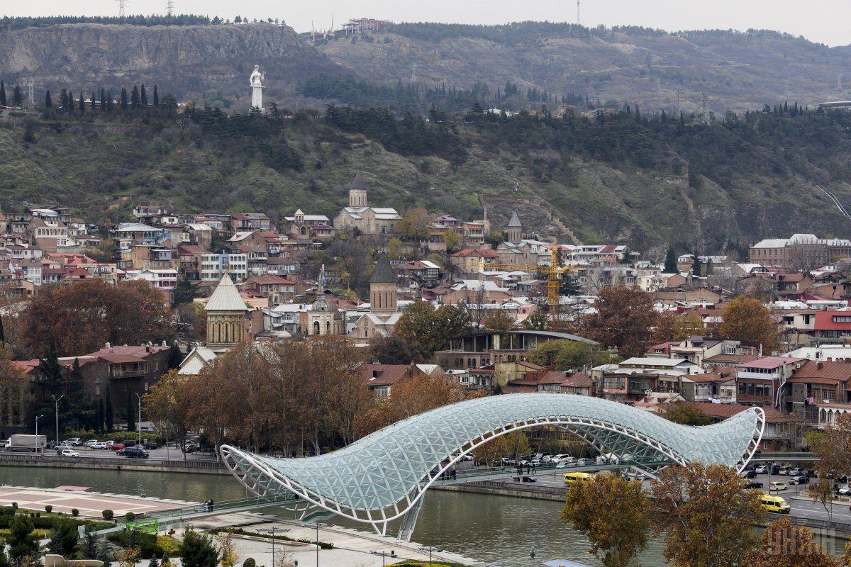 Українські туристи полюбили Грузію / фото УНІАН