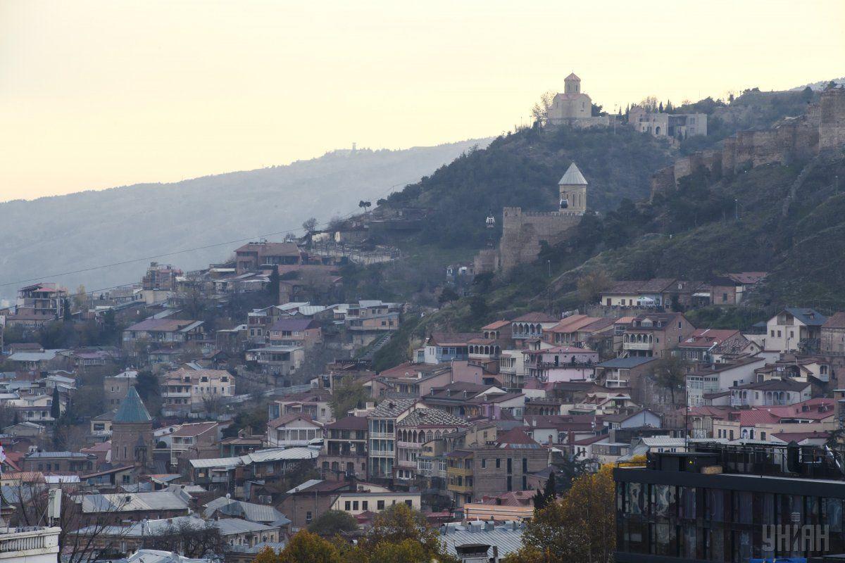 Грузия должна активней стремиться к либеральной демократии и западным стандартам, говорит генерал армии США / фото УНИАН