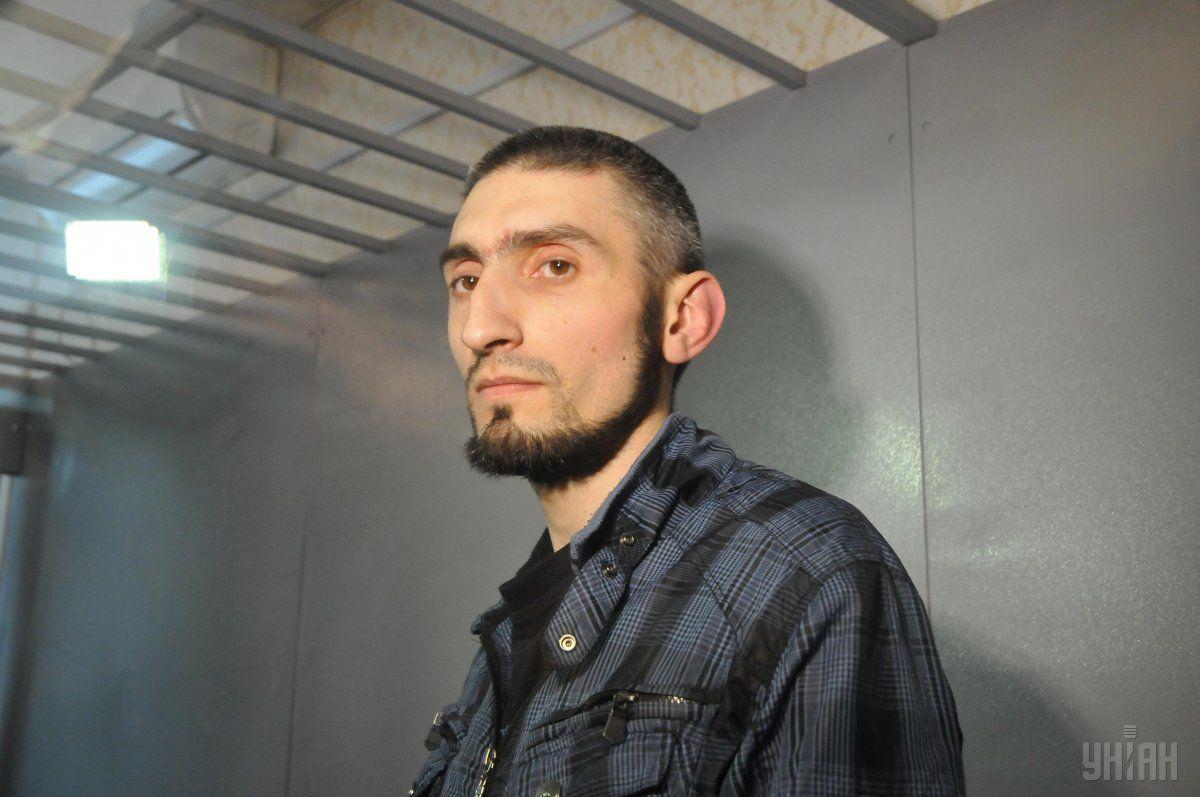 Кромськой був організатором захоплення приміщення Харківської ОДА / фото УНІАН