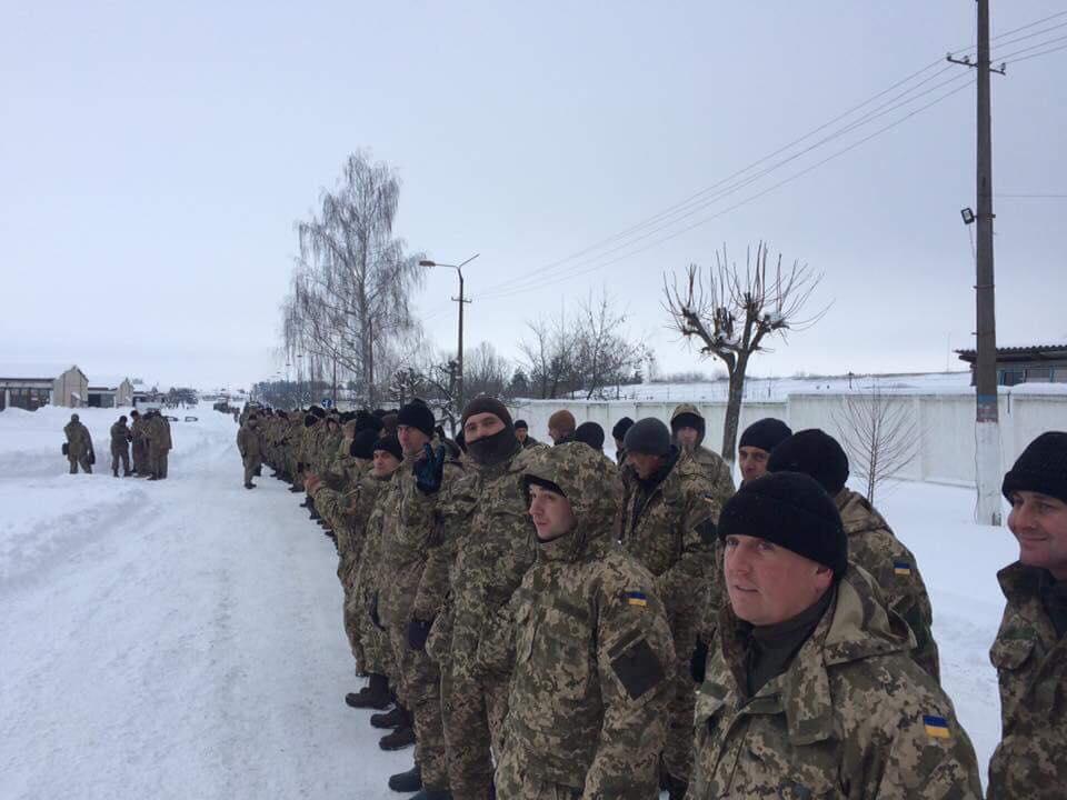 Военное положение было введено в 10 областях Украины / facebook.com/UkrainianLandForces