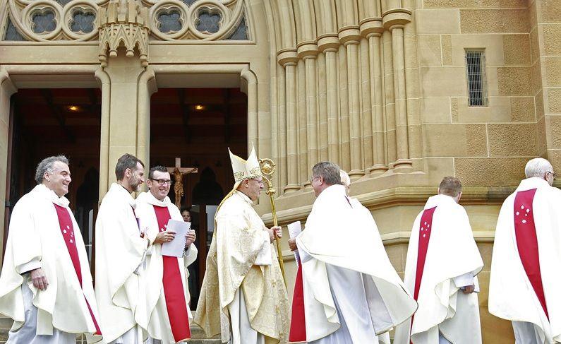 Католические епископы в Австралии опасаются, что их признают иноагентами / newsru.com