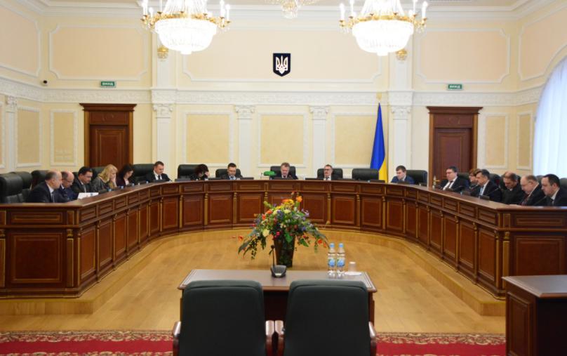 13 мая Порошенко назначил Исакова и Василенко членами Высшего совета правосудия / vru.gov.ua