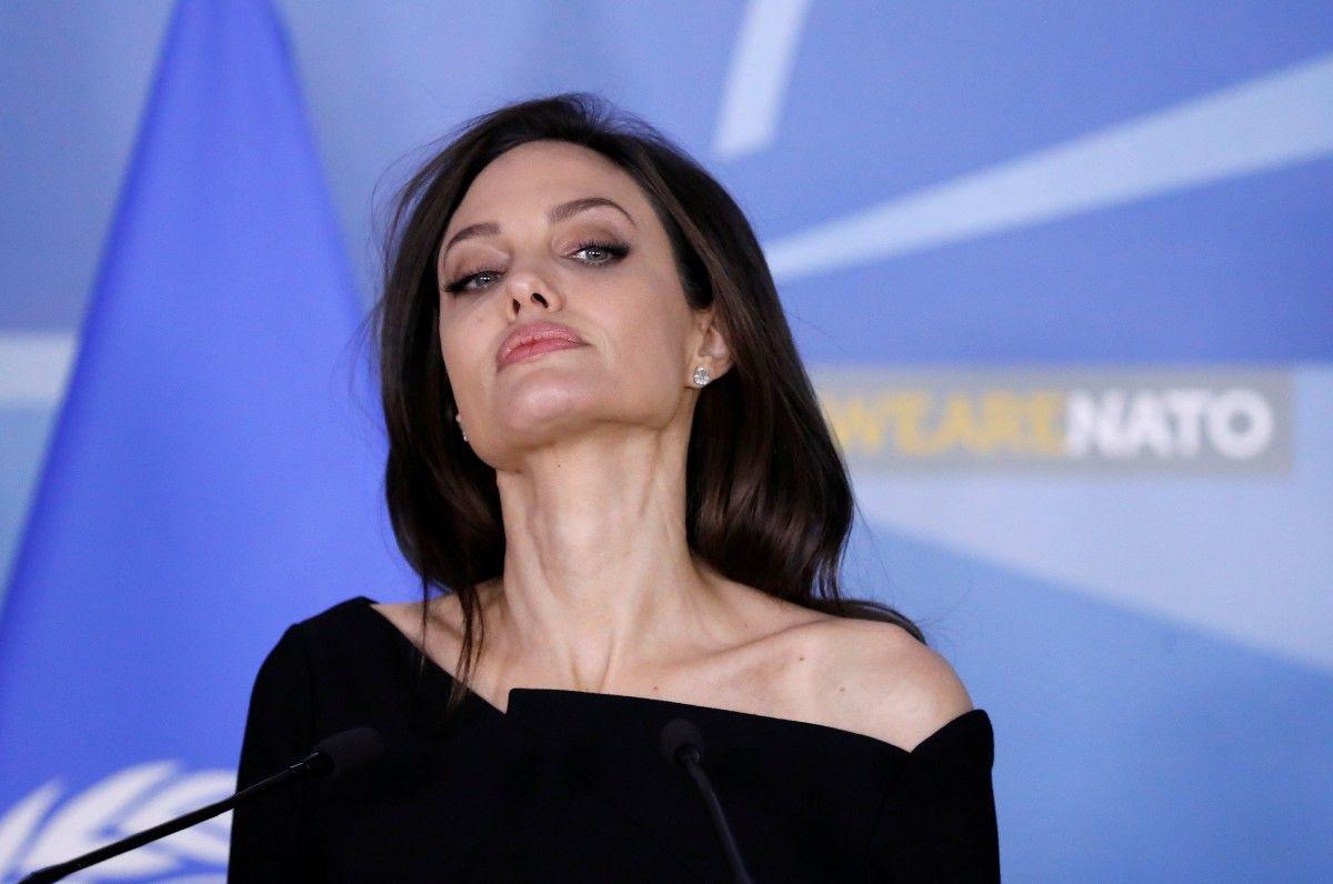 Анджелина Джоли / REUTERS