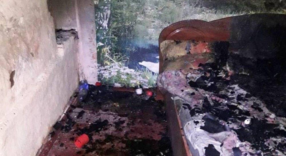 У Житомирській області внаслідок пожежі загинуло 2 дітей (фото) (10.99 23) d99321a04b175