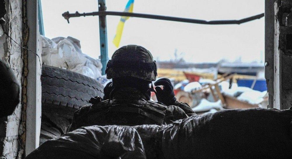 Боевики семь нарушили перемирие на Донбассе, двое военных ранены — шта