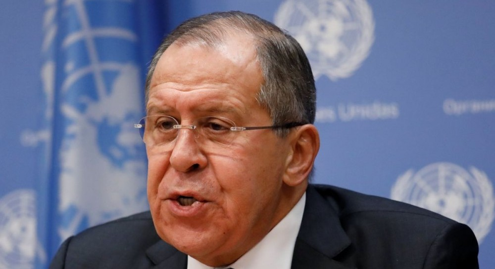 Лавров назвал требование России к Зеленскому