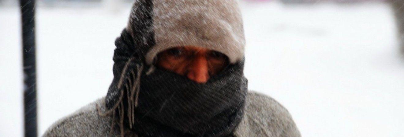 До України йдуть люті морози: наприкінці січня — до -25°